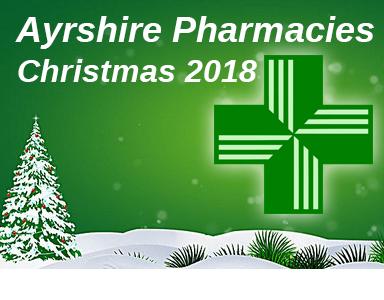 Duty Chemists 2018 Ayrshire - Christmas