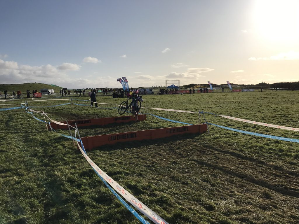 Irvine Beach park Cyclocross 2019