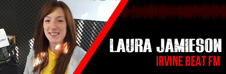 Laura Jamieson - Irvine Beat FM
