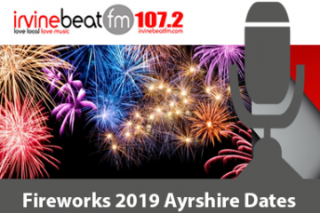Firework Displays Ayrshire 2019