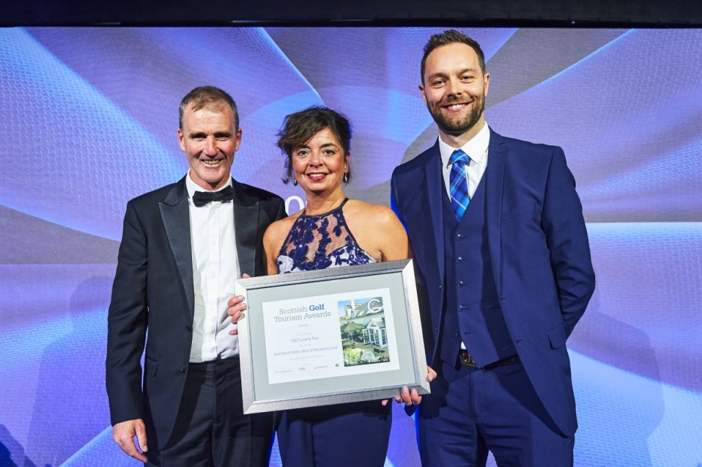Old Loans Inn - Hotel Of The Year 2019
