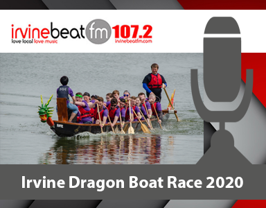 Irvine Dragon Boat Race 2020
