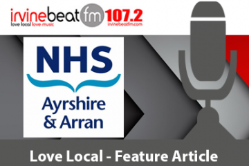 NHS Ayrshire & Arran Notice