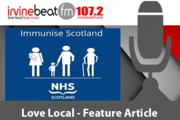 NHS Ayrshire & Arran Immunise