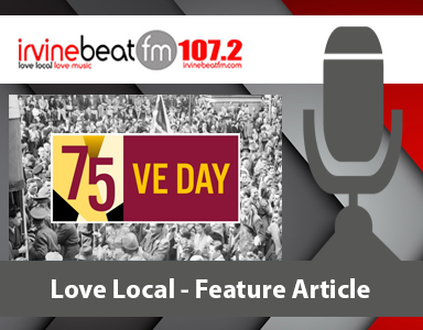 VE Day Irvine Beat FM