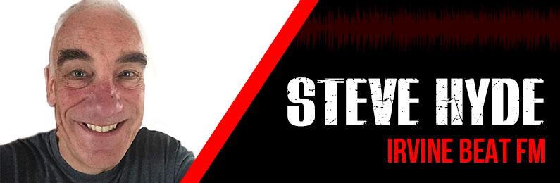 Steve Hyde - Irvine Beat FM
