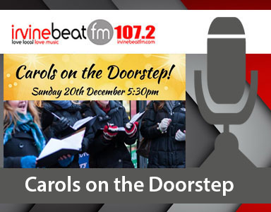 Irvine Beat FM's Carols on Your Doorstep