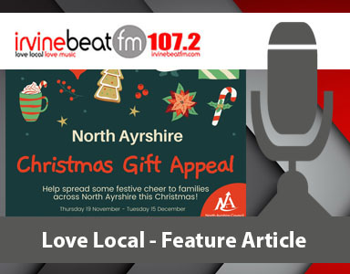 North Ayrshire Christmas Gift Appeal 2020