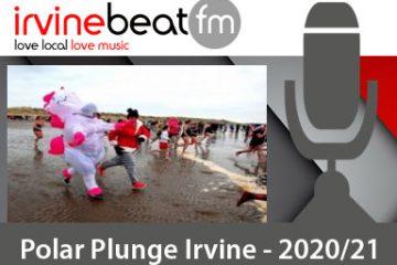 Irvine New Year Polar Plunge