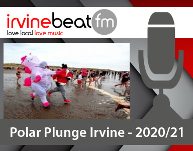 Irvine New Year Polar Plunge